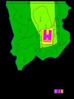 Atribución de usos de la parcela del faro de des Penjats