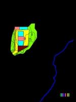 Atribución de usos de la parcela del Faro de Cap Gros