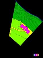 Atribución de usos de la parcela del faro de Conillera