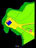 Atribución de usos de la parcela del faro de Portocolom