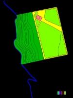 Atribución de usos de la parcela del faro de Cap Barbaria