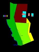 Atribución de usos de la parcela del Cap Salines